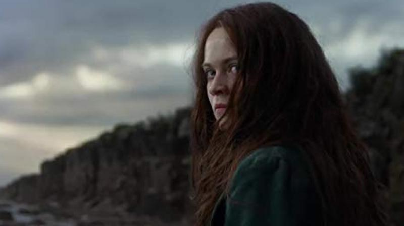 Hera Hilmar in the still from 'Mortal Engines'. (Image Courtesy: Universal Pictures)