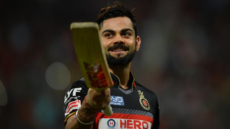Regarded as one of the best batsmen of current era, the 30-year-old has been associated with RCB since inception of Indian Premier League. (Photo: AFP)