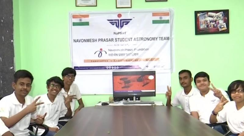 Odisha School Team Selected For NASA Human Exploration Rover Challenge (PHOTO ANI)