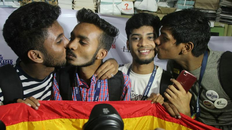 Several companies including Hindustan Unilever, Infosys and Godrej said they welcomed the lifting of Section 377 that criminalised gay sex.