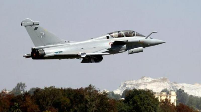 IAF fighter jet crashed in Jammu and Kashmir's Budgam