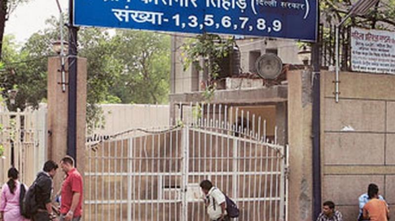 Tihar Jail. (Photo: File)