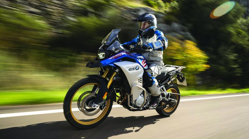 BMW Motorrad, the premium motorcycle arm of German luxury car maker BMW Group, on Tuesday expanded its bike range with the launch of the all-new BMW F850 GS Adventure bike, priced at Rs 15.40 lakh at pan India showroom to boost sale in Asia's third biggest economy.