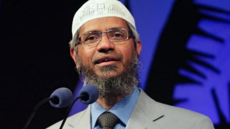 Controversial Islamic preacher Zakir Naik (Photo: PTI)