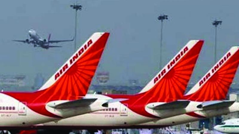 Debt-reeling national airline Air India will not be sold as a single unit, according to sources familiar with the development. (File Photo)