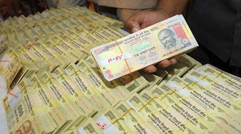 Exchange old currency notes at RBI counters