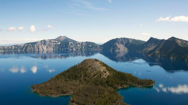 If you're also feeling overwhelmed, unplug, have a digital detox and escape to the great outdoors of the United States of America. (Photo: ANI)