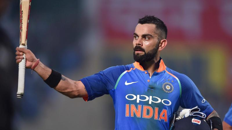 Kohli's remarks did not go down well with the Twitterati who trolled him for making what they felt were unsavoury comments. (Photo: PTI)