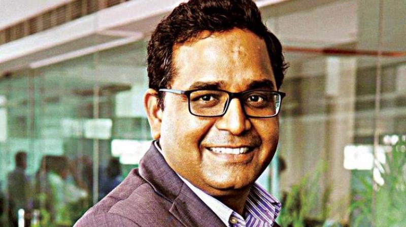Paytm founder Vijay Shekhar Sharma.