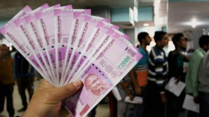 The income-tax department had booked Mr Bhandari under the new act, called the Black Money (Undisclosed Foreign Income and Assets) and Imposition of Tax Act, 2015. (Photo: PTI)