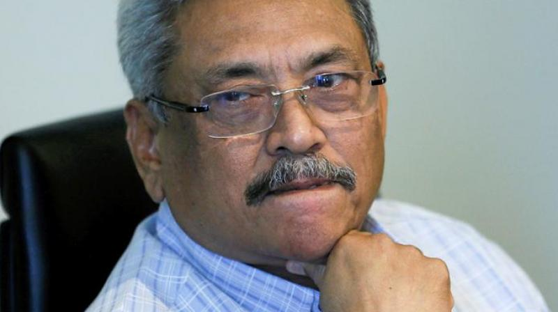 Gotabaya Rajapaksa (Photo: ANI)
