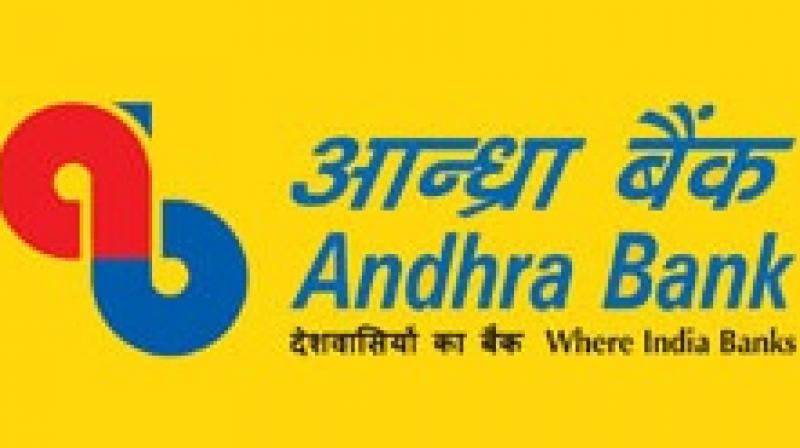 Total income, however, rose to Rs 5,322.33 crore for the third quarter of 2018-19 as against Rs 5,093.43 crore in same period last year: Andhra Bank.