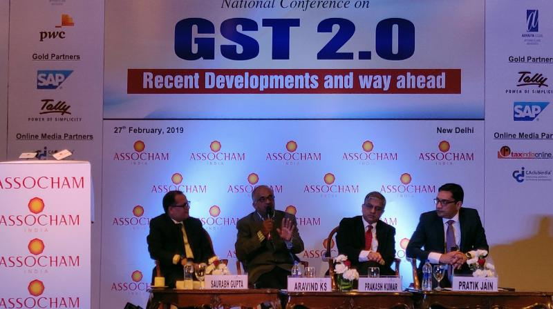 GST is a technology led law and hence it is imperative for MSMEs to understand the importance for technology in conducting their business: Mr. Aravind KS – Head, Evangelization, Tally Solutions Pvt Ltd.