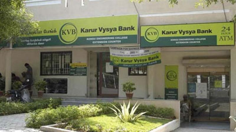 The Capital Raising Committee of the board in its meeting on March 12 allotted 48,700 BASEL III compliant unsecured, redeemable, non-convertible tier II bonds in the nature of debenture of Rs 1,00,000 each aggregating to Rs 487 crore, Karur Vysya Bank said in a regulatory filing. (Photo: File   PTI)