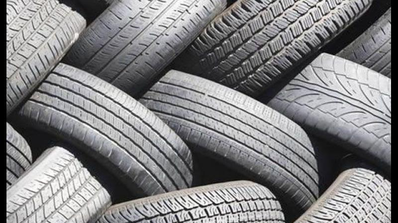 DGTR said the domestic industry has contended that China is providing countervailable subsidies to the producers and exporters of these tyres. (Representational image)