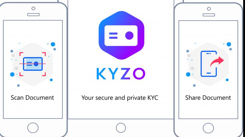 For end consumers, KYZO App provides a quick and easy way to scan and save their ID documents in their Mobile devices.