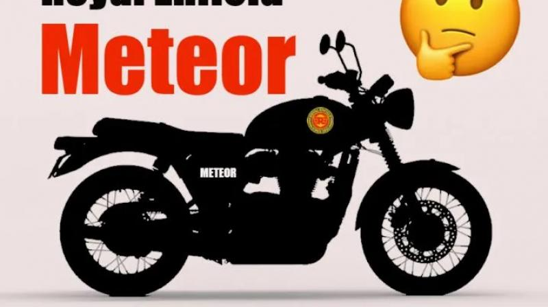 In the 50's Royal Enfield used to sell a motorcycle called the Meteor for the US market.