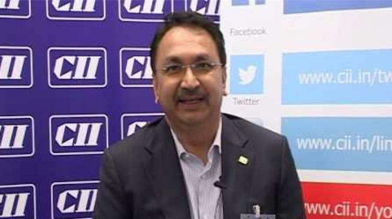 CII President Vikram Kirloskar said the private sector is facing difficulty in getting land for manufacturing units and the states have a huge role to play and there is a need to create land banks. (Photo: File | Youtube screengrab)