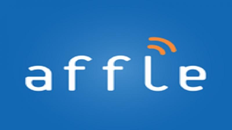 Affle India scrip made a robust debut as it opened the day at Rs 929.90, a huge gain of 24.81 per cent from its issue price on the BSE. It later jumped 28.63 per cent to Rs 958.30.