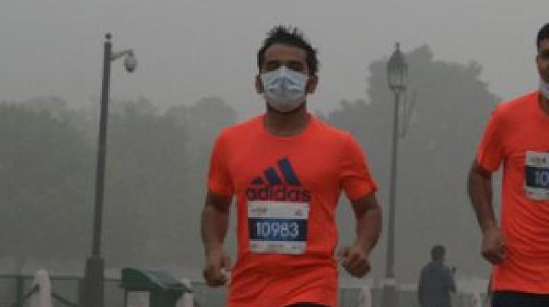 No study has been conducted to verify authenticity and efficiency of masks (Photo: AFP)