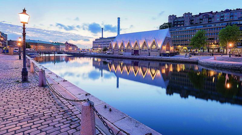 Fiskekyrkan Pic by Anders Wester, Goteborg & Co