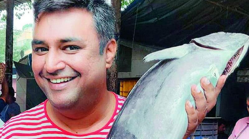 Chef Rajesh Moolchandani