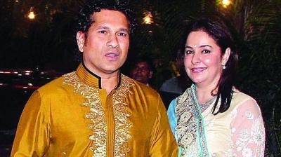 Sachin and Anjali Tendulkar to hit a quarter-century