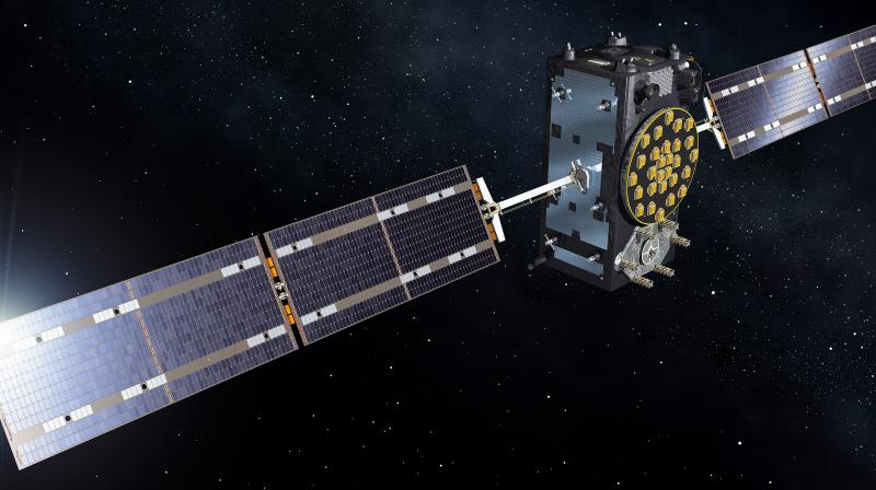 The European Commission has started to exclude Britain and its companies from sensitive future work on Galileo ahead of the country's exit from the EU in seven months time. (Photo: ESA)