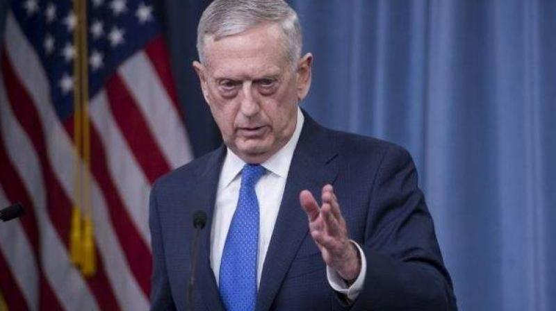 'We'll work all this forward. This is the normal collaboration and consultation that we have with each other,' Mattis said in response to a similar question. (Photo: File)
