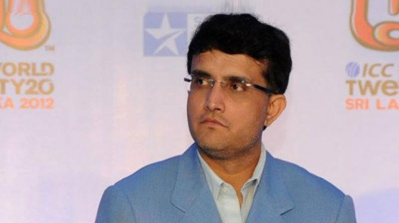 The BCCI elections are scheduled to be held on October 23 but with Ganguly being the only candidate to file his nomination for the top post of Indian cricket body, he is set to be elected unopposed. (Photo: File)
