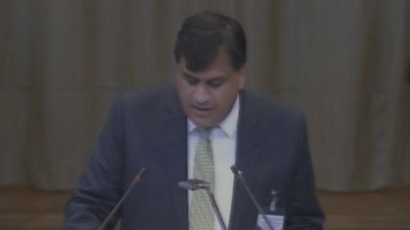 DR Muhammad Qureshi (Photo: ANI)