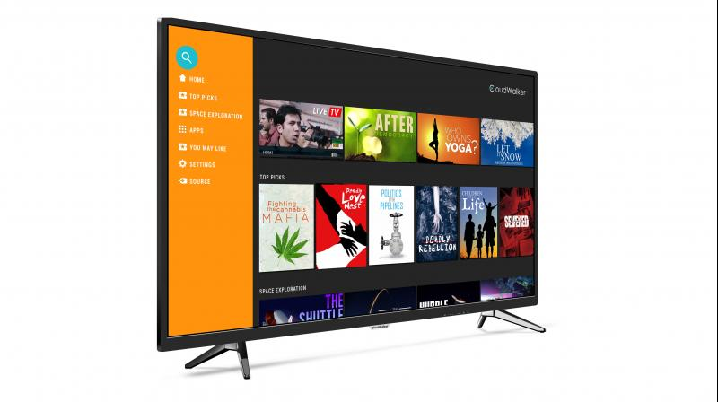 The Smart TV industry has emerged as the breeding grounds for technology innovation.