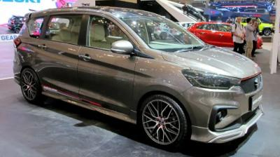 Maruti to launch Ertiga-based new premium MPV
