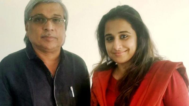 Vidya Balan's refusal to do Kamala Das biopic didn't go down well with director Kamal.