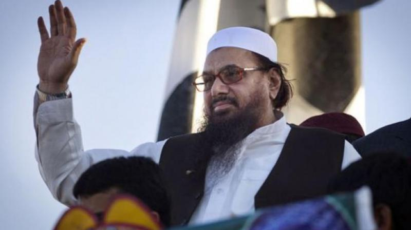 Hafiz Saeed had filed an appeal with the UN through Lahore-based law firm Mirza and Mirza in 2017, while he was still under house arrest in Pakistan, for removal of the ban. (Photo:File)