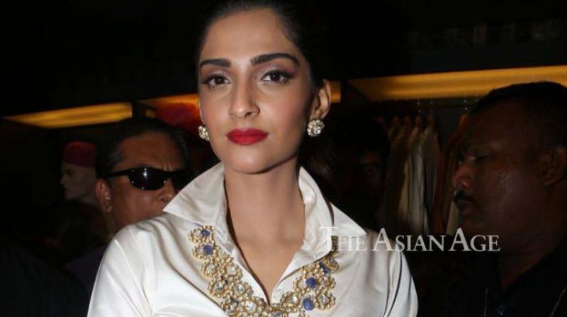 Sonam Kapoor will next be seen in 'Veere Di Wedding.'