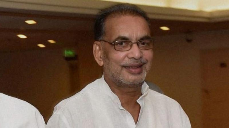 Union Agriculture Minister Radha Mohan Singh (Photo: PTI)