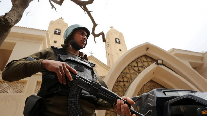 Egypt army soldiers. (Photo: AP/Representational)