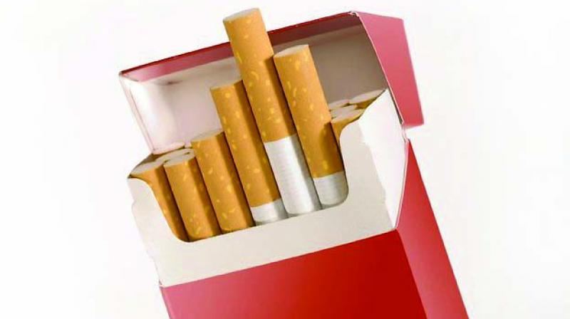 GST Council permits Centre to levy excise duty on six items including tobacco and tobacco products. (Photo: Representational image).