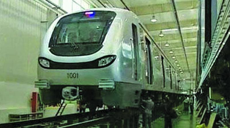Commuters will soon be able to check Metro timings as well as the location of the ticket counters.