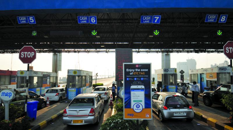 The MEP limited has been collecting toll on Bandra-Worli Sea Link since 2009.