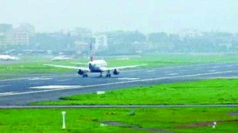 Collector had asked MNLU to give 40 acres to AAI.