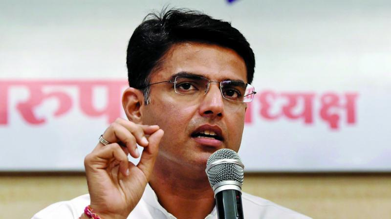 Congress leader Sachin Pilot (Photo: PTI)
