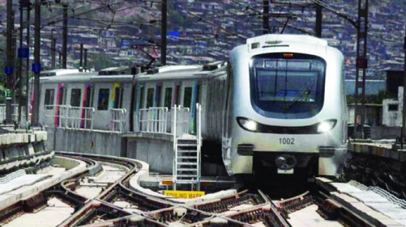Metro tickets are likely to become costlier. (Photo: PTI)
