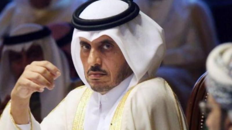 Qatari premier Abdullah bin Nasser bin Khalifa Al-Thani. (Photo: AFP)