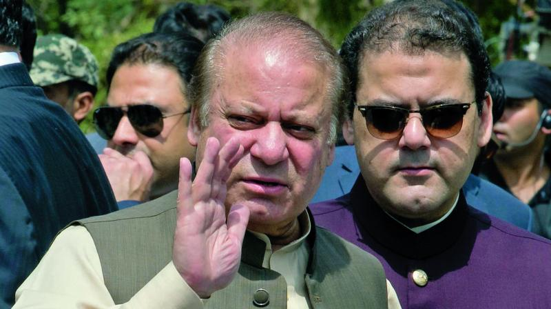 Pakistan Prime Minister Nawaz Sharif (Photo: AP)