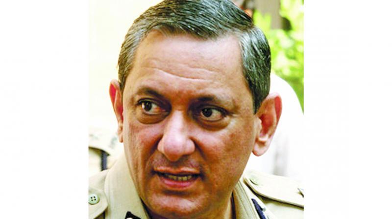 Former Mumbai police commissioner Rakesh Maria