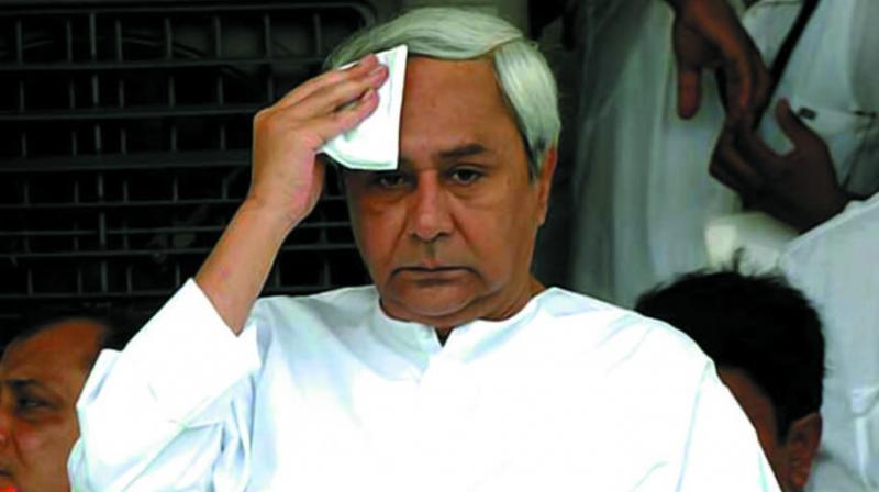 Odisha Chief Minister and BJD President Naveen Patnaik. (Photo: File)