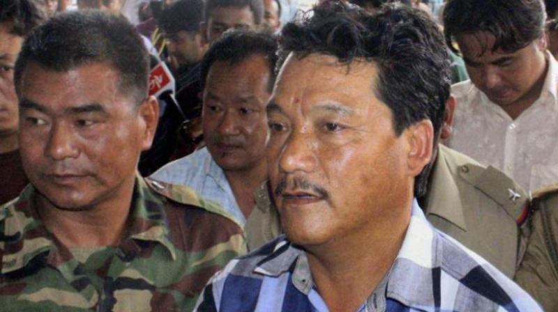 Bimal Gurung (Photo: PTI)
