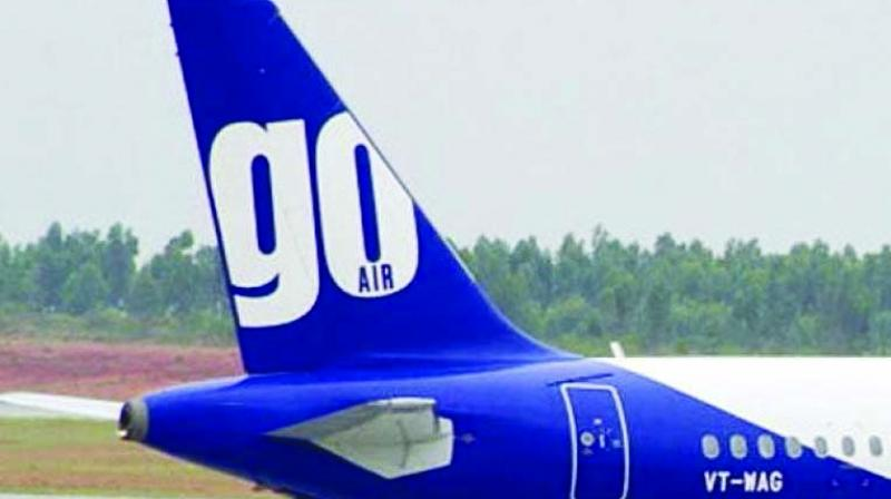 GoAir's inaugural flight G8 35 from Kolkata to Singapore will take off on October 19 from Netaji Subhash Chandra Bose International Airport at 8:45 pm and reach Singapore's Changi Airport on October 20 at 3:35 am. (Photo: File | Representative)